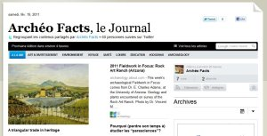 Archéo Facts Paper.li