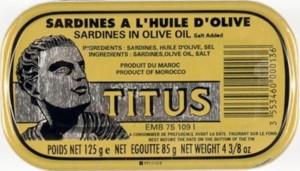 Titus dans Archéopub