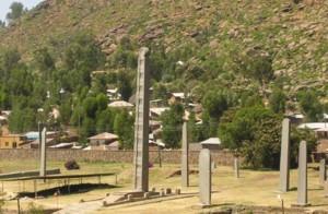 Les stèles d'Axoum