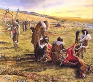 Paléolithique à Hauterive-Champréveyres