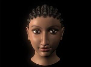 Cléopâtre VII virtuelle
