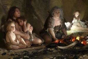 Néandertaliens à Krapina