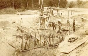 La Tène en 1916