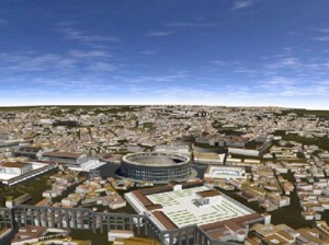 Rome en 3D