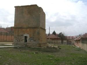 Tombeau de Scipion à Sétif