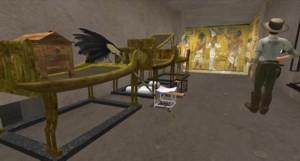 King Tut Virtual Experience