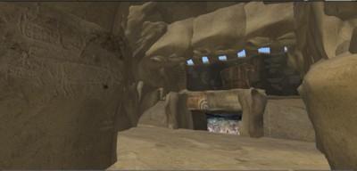 La Grotte de l'ICOM dans SL